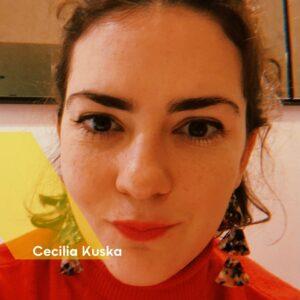 A photograph of Cecilia Kuska