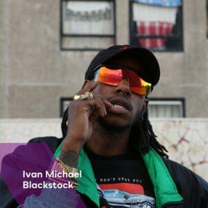 A photograph of Ivan Michael Blackstock